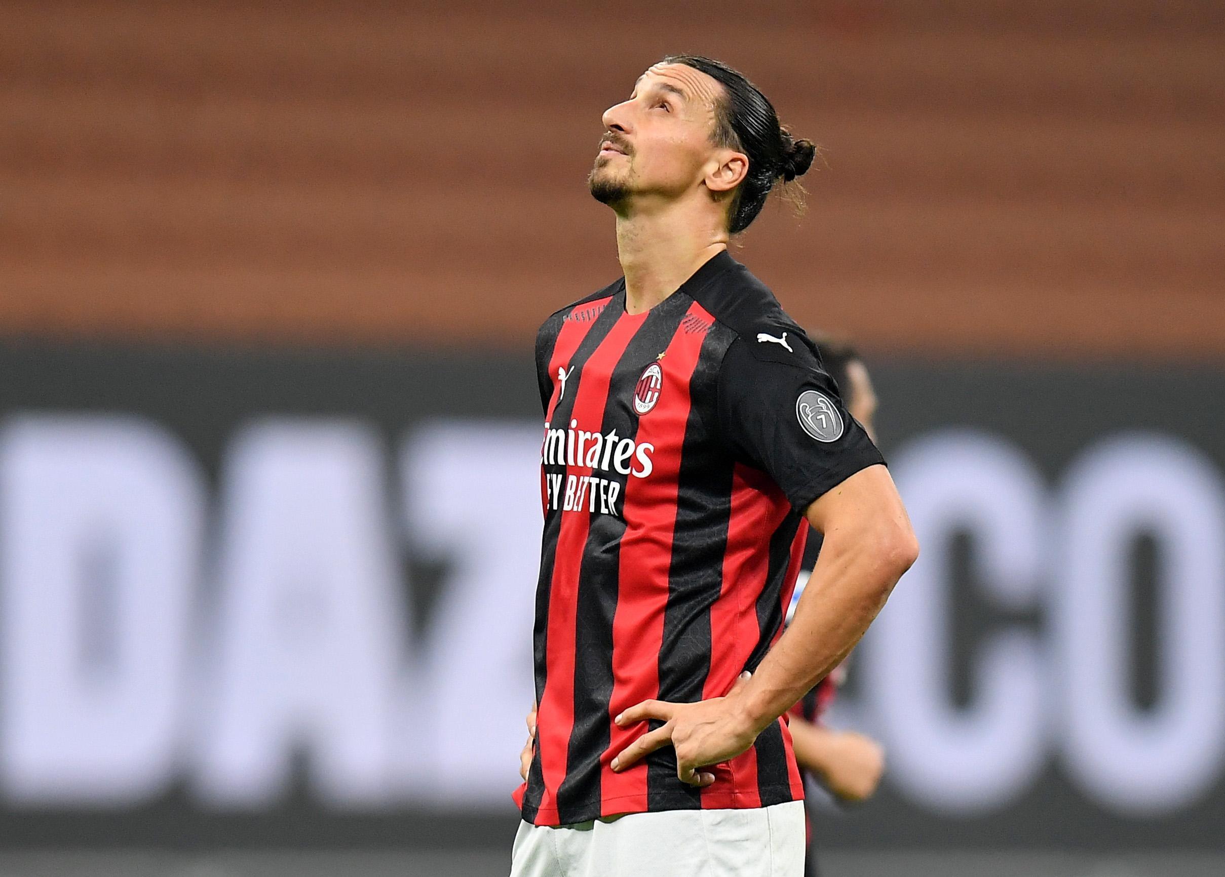 """Legendarens hyllning av Zlatan: """"Zlatan är från en annan planet"""""""