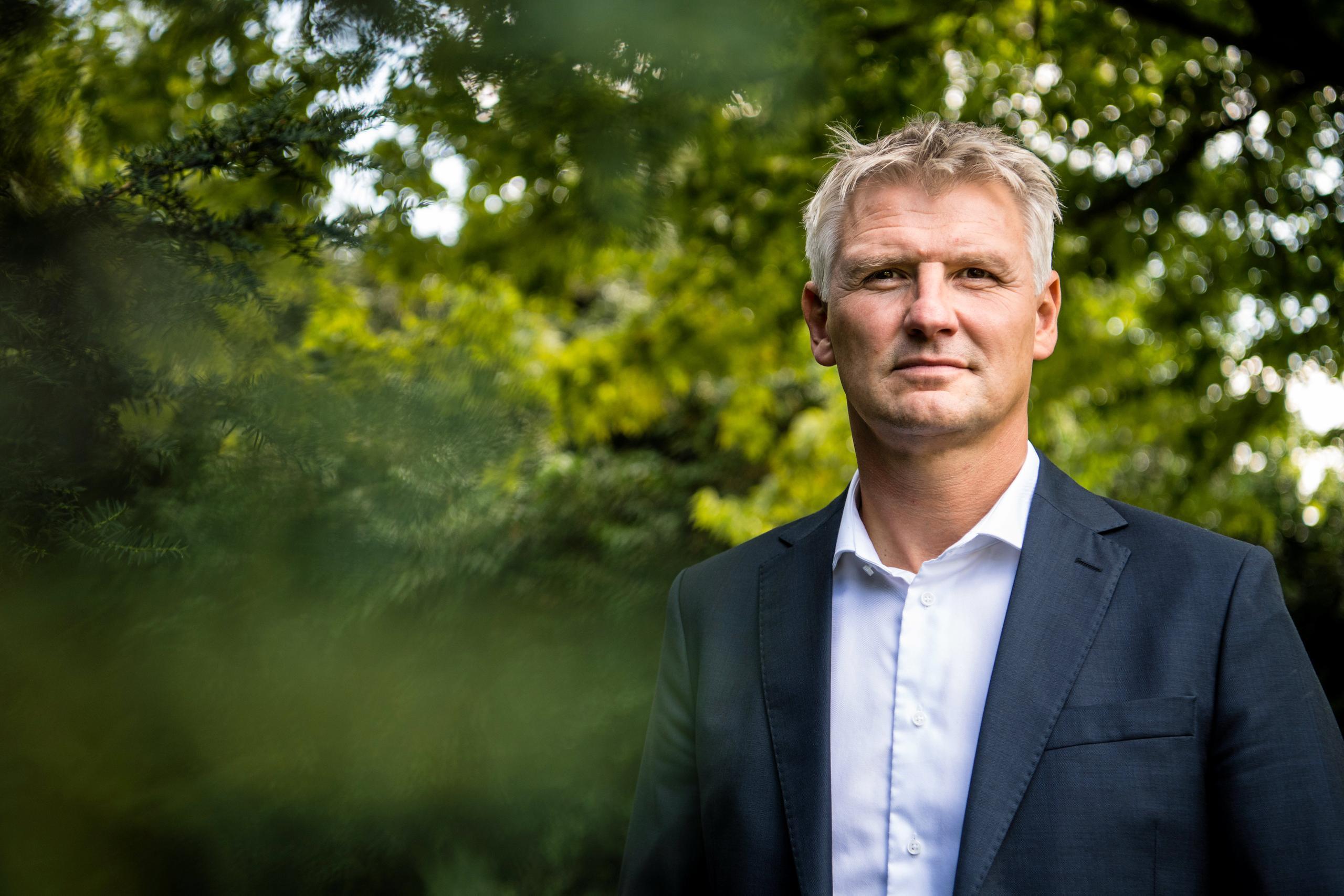 """Peter Gentzel: """"Det handlar om svensk handbolls överlevnad"""""""