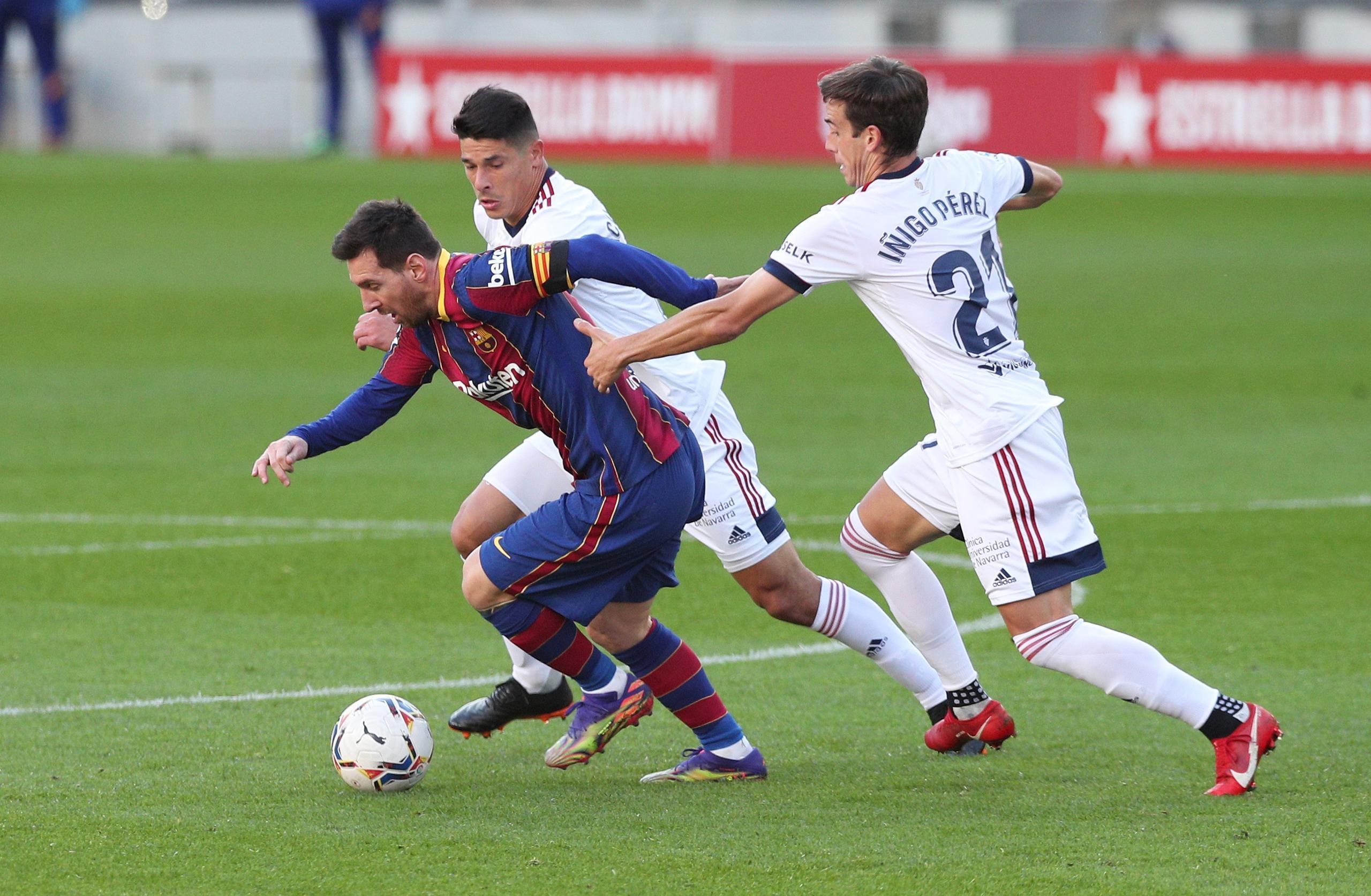 Förre klubbpresident avslöjar miljardbudet på Messi