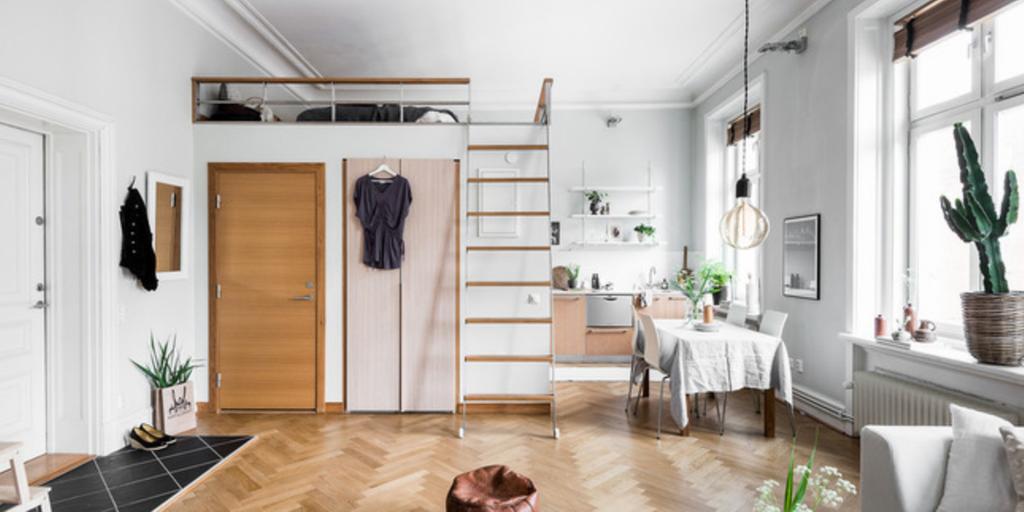 Experten tipsar: Smartaste tipsen för compact living | GP