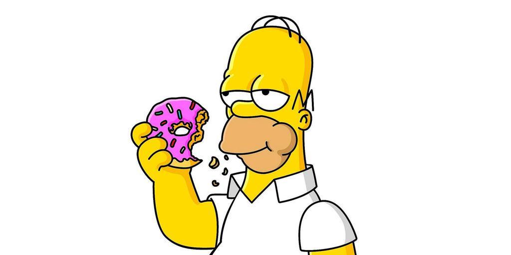S mycket tj nar homer simpson g teborgs posten kultur - Homer simpson nu ...