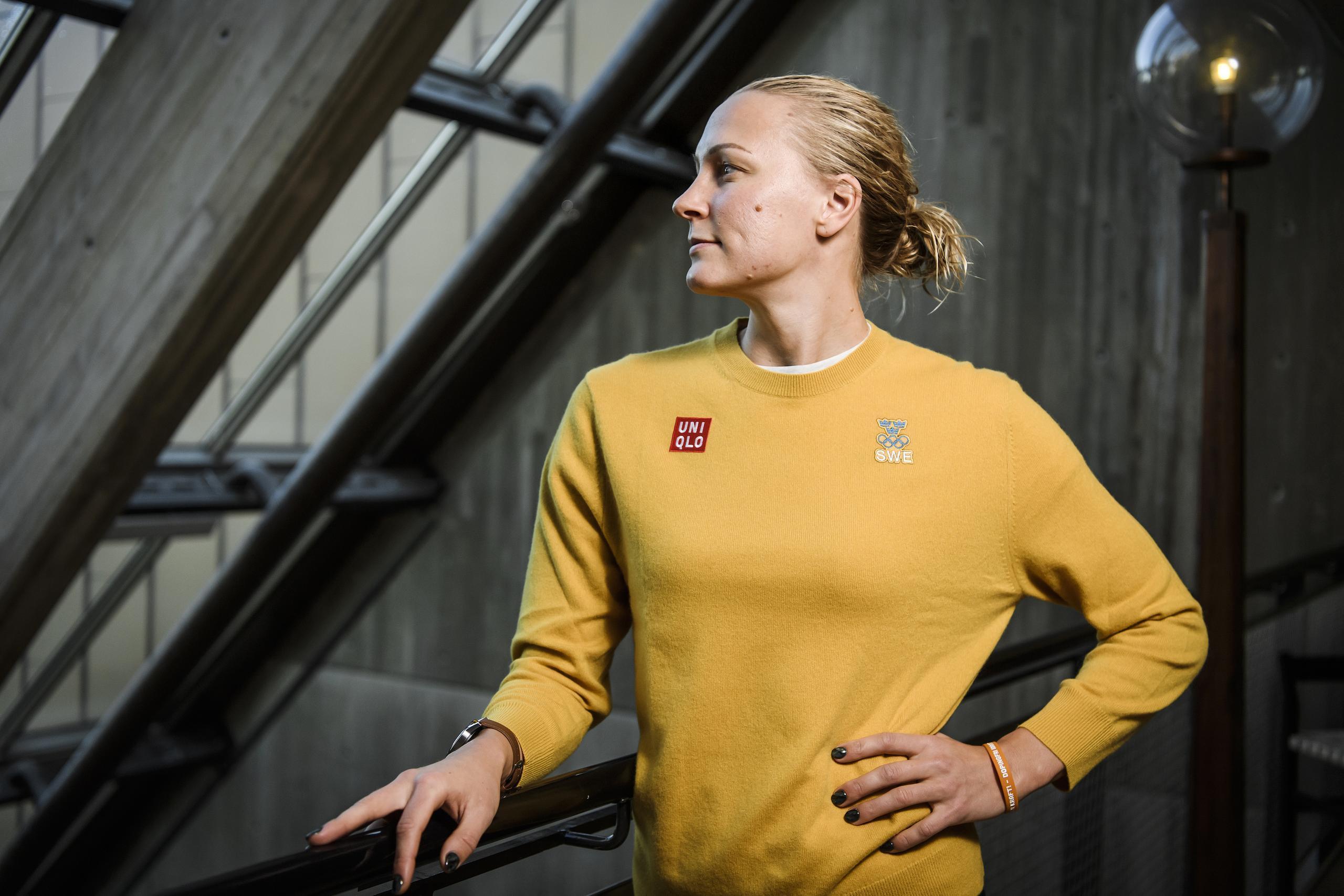 Sarah Sjöström tillbaka efter olyckan – siktar på OS
