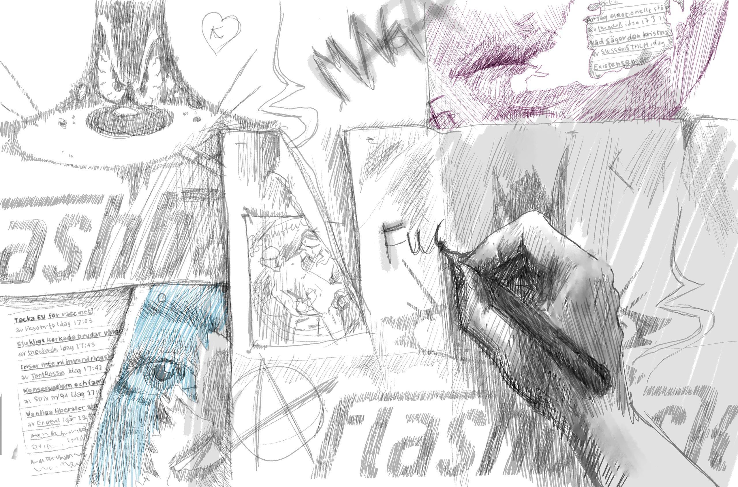 Döda Kändisar Flashback