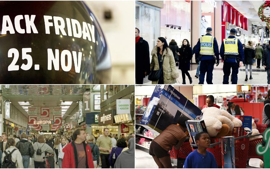 cc4f19432352 Trafikkaos under Black Friday | Göteborgs-Posten - Sverige