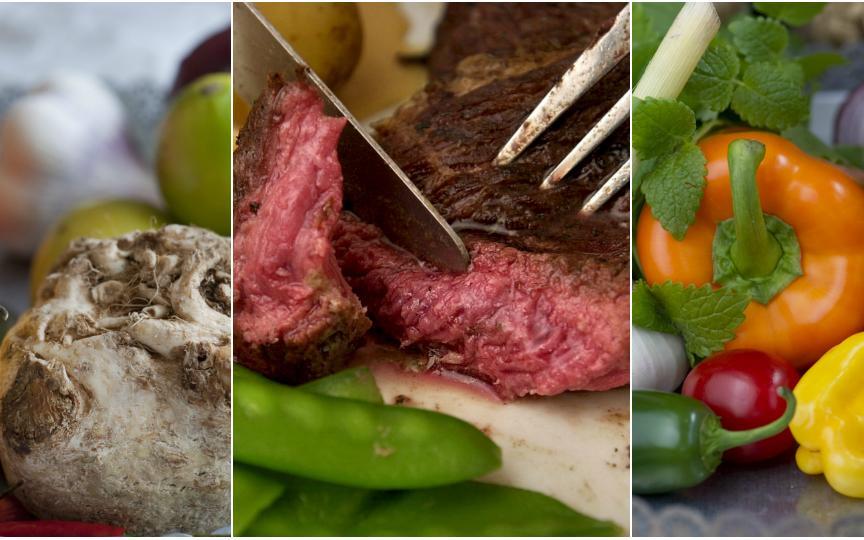 argument för att äta mindre kött