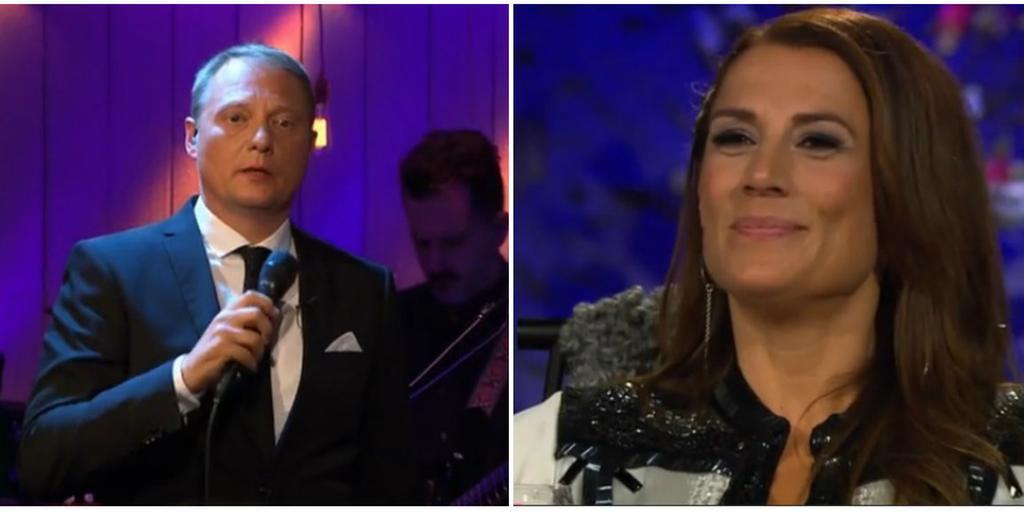 Magnus Carlson Bäst På Att Tolka Jill Johnson Göteborgs Posten Tv