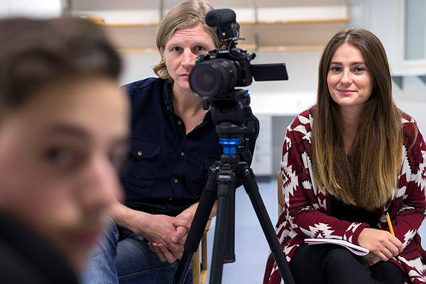 """Min Ort"" satsar på film i Bergsjön"