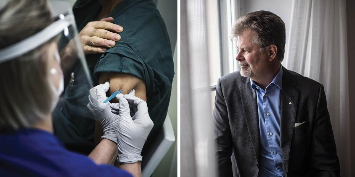 Undersköterskor kan vägra coronavaccin – utan arbetsgivarens vetskap