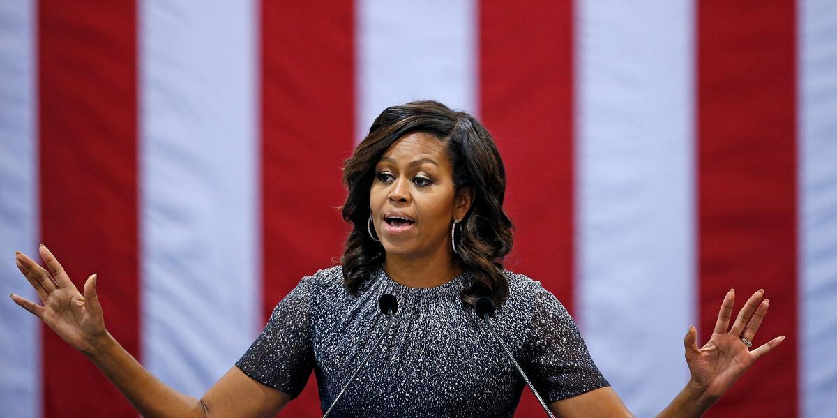 Här är Michelle Obamas största framgångar