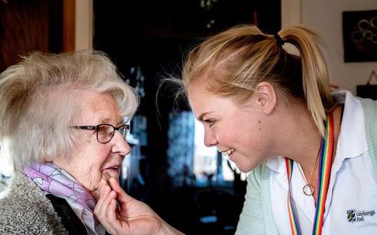 9e307cb14d1 Karin älskar sin personal i hemtjänsten   Göteborgs-Posten - Hälsa