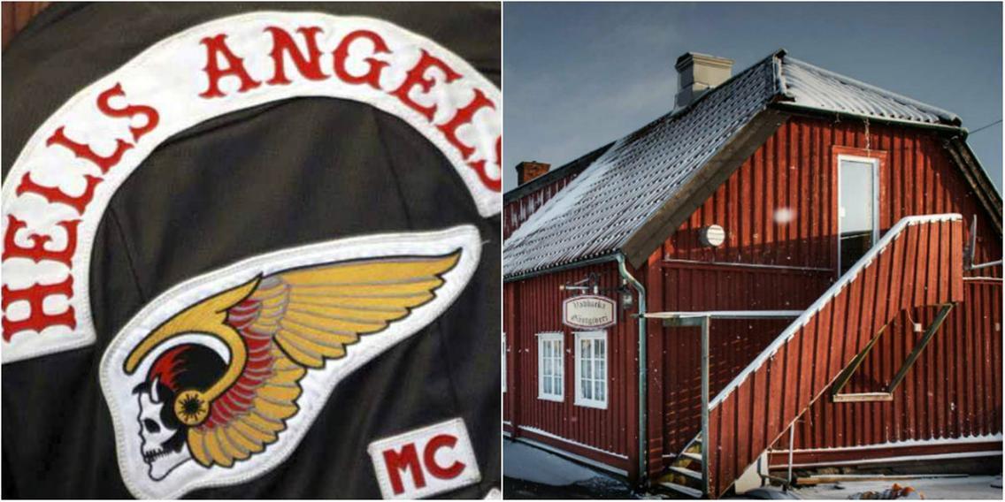 Hells Angels välkomnas till Ale - får polisen att se rött