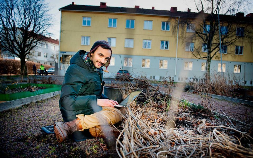 Ny dejtingsajt fr odlingsintresserade | Gteborgs-Posten