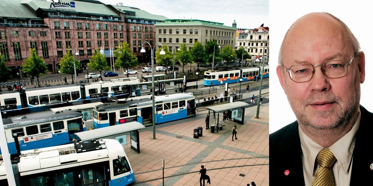 Kollektivtrafiken kommer att nå målet – med råge