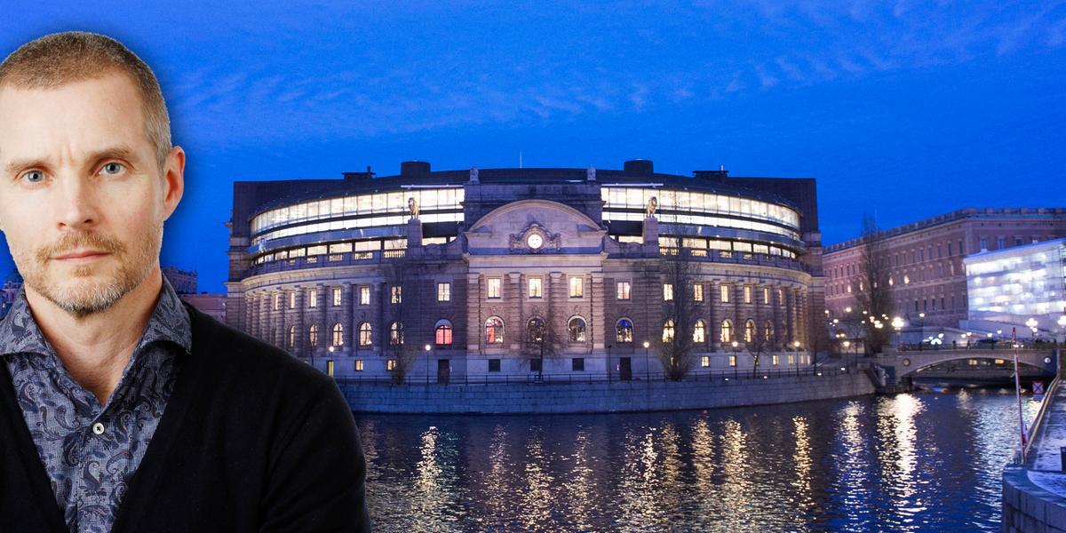 Arne Larsson: Ensamkommande har hamnat mitt i ett politiskt spel