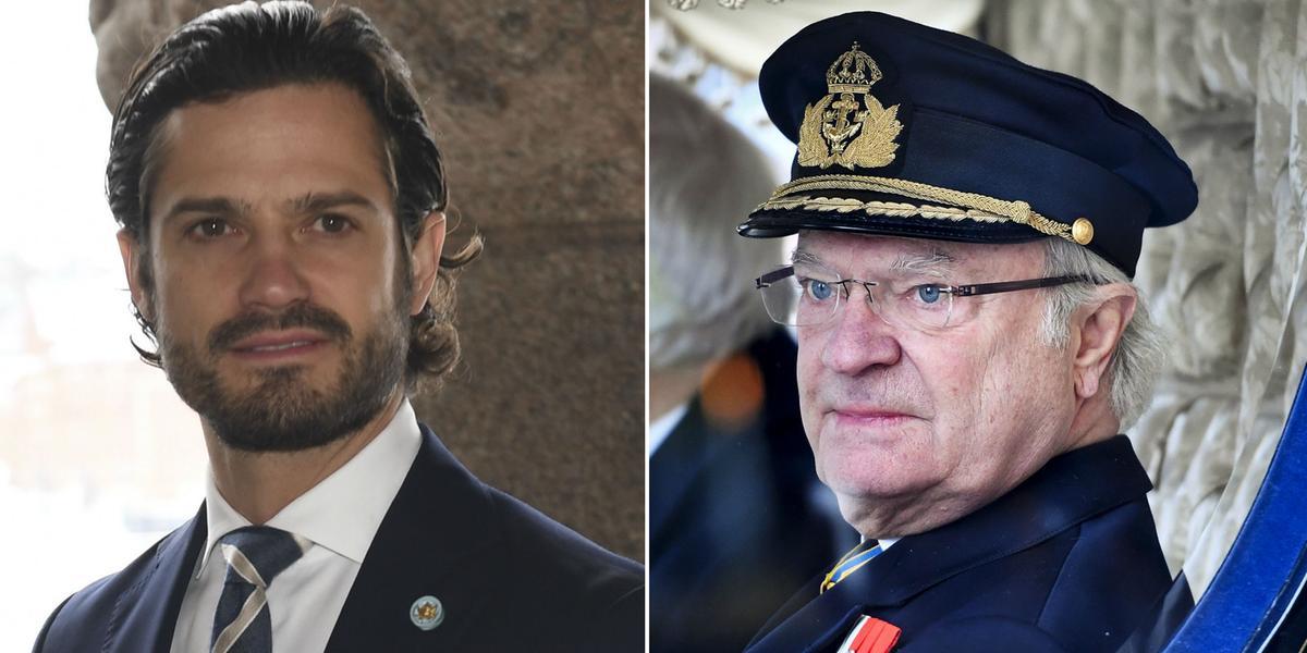 Kungen och prinsen ska åka båt i Göteborg