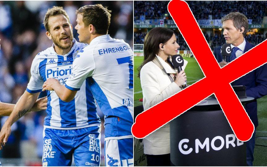 Uppgifter Slut Med Allsvenskan I C More Gp