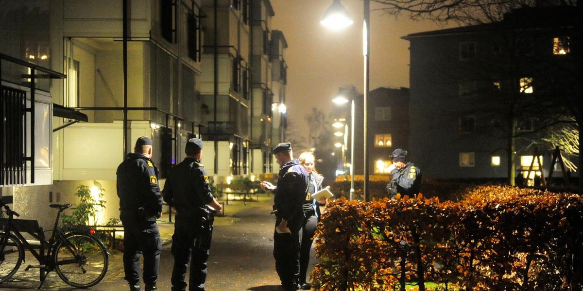 Ett kvartal av gängkrig: Tolv mord i Stockholm och Malmö - noll i Göteborg
