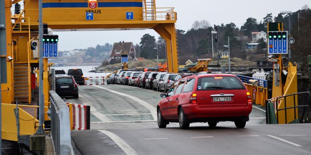 En bro mellan Kolhättan i Stenungsund och Svanesund på Orust ser inte ut  att komma med i Trafikverkets vägplan för de kommande tolv åren. ee525e5a0dc05