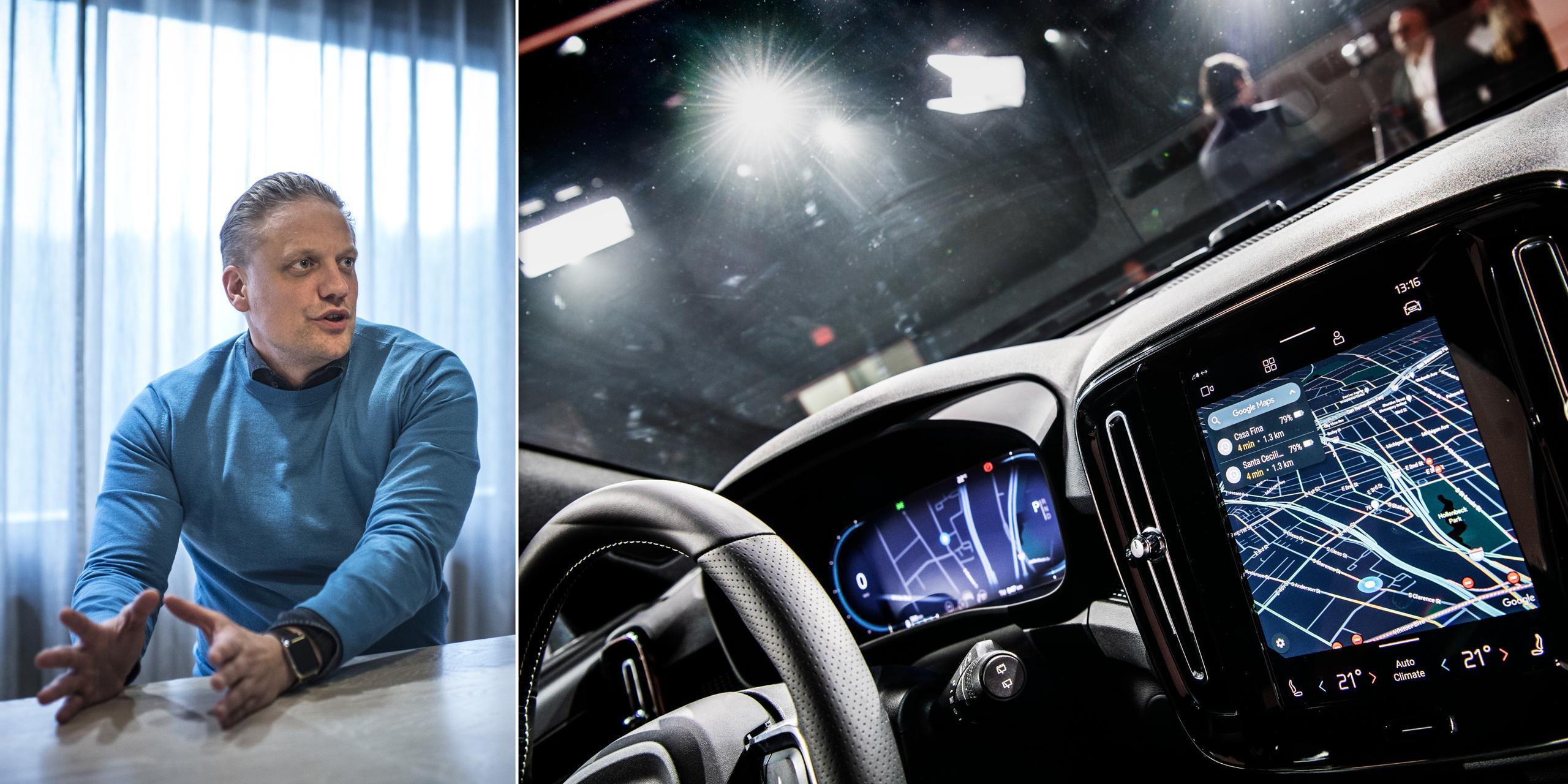 Volvo blir ett rent elbilsmärke – slutar med bensinbilar