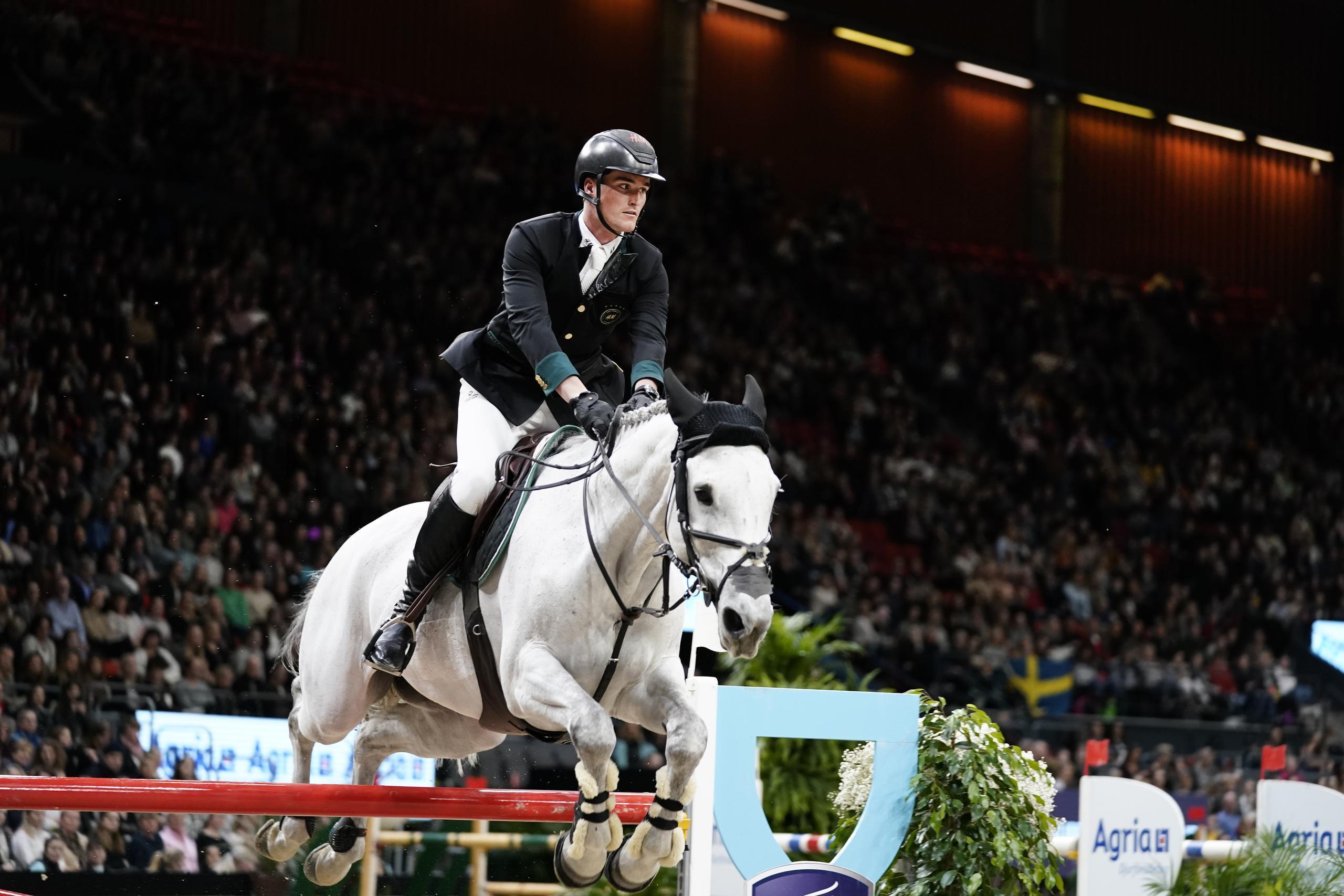 Tävlingsstopp i svensk ridsport – Billdal horse show ställs in