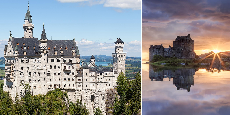 30 av världens häftigaste slott   göteborgs-posten - bostad