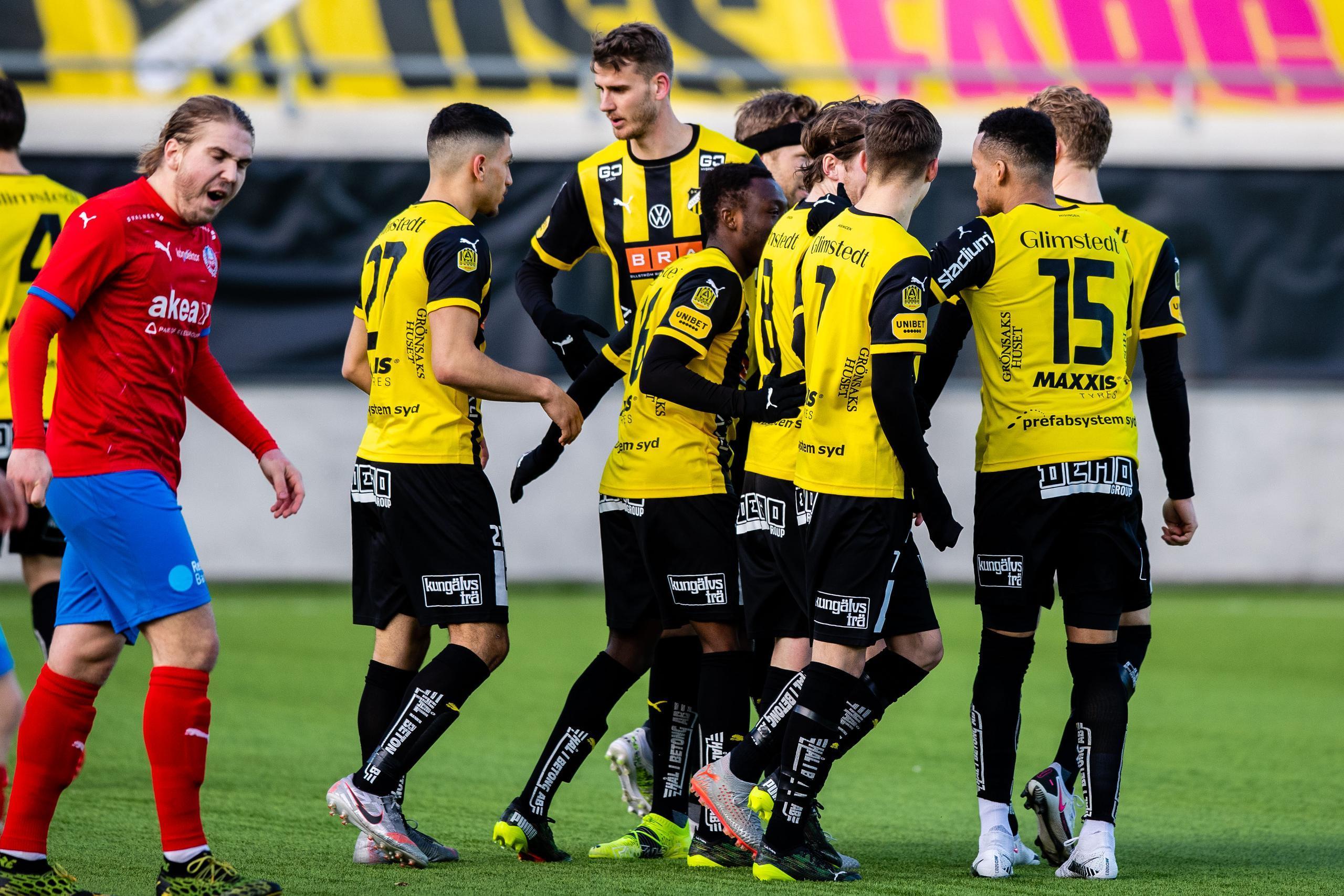 Häcken möter Norrköping i cup-kvarten