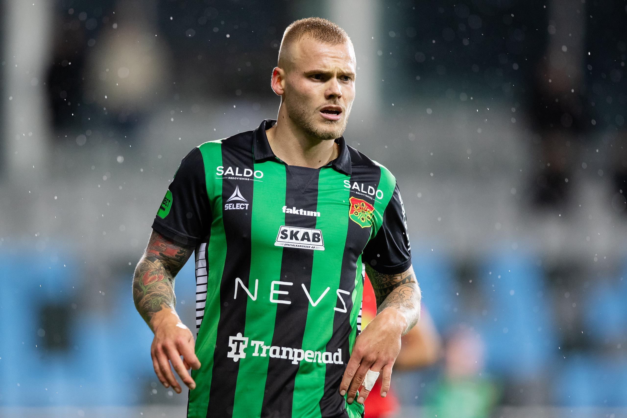 Gais lånar ut Jesper Brandt till Utsikten