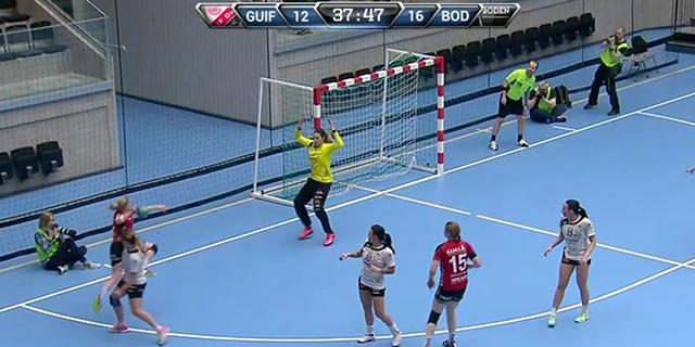 Highlights: Eskiltuna Guif -Boden Handboll IF