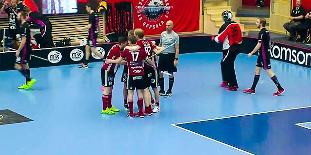 Highlights: Storvreta IBK - IBF Falun
