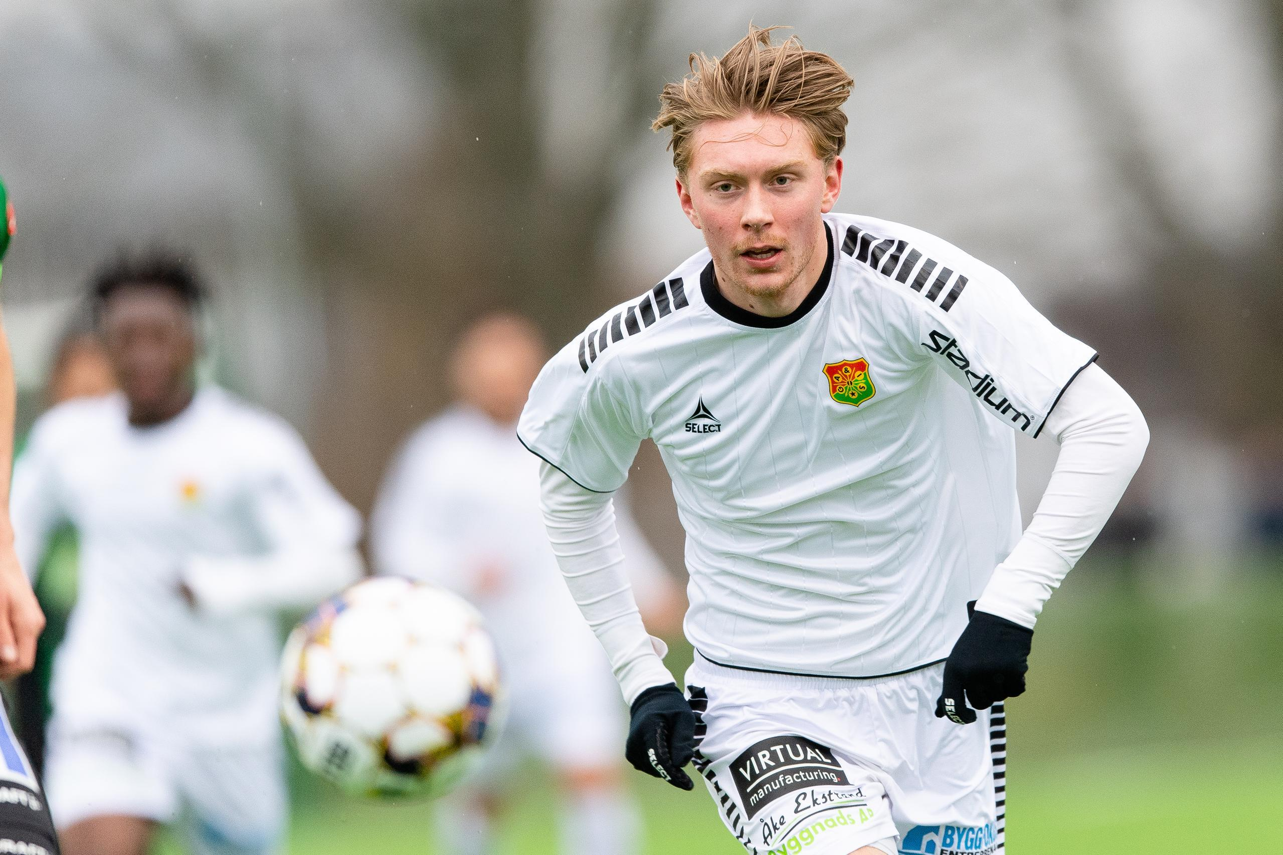 Dubbla debuter när Gais föll mot allsvenska laget