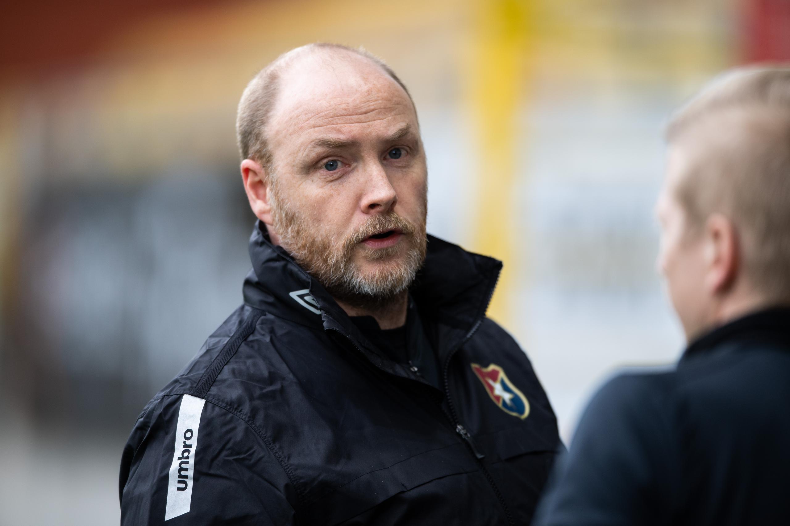 Dane Ivarsson frisk efter covid-19 – leder Öis mot Helsingborg