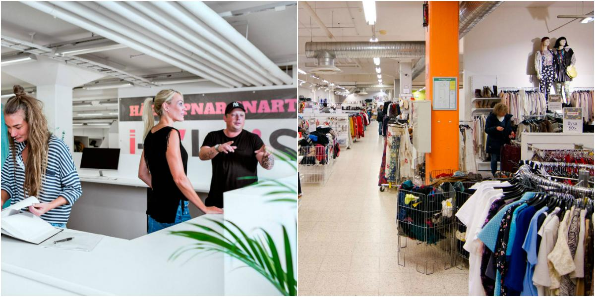 Ny Loppis öppnar I Kville Göteborgs Posten Göteborg