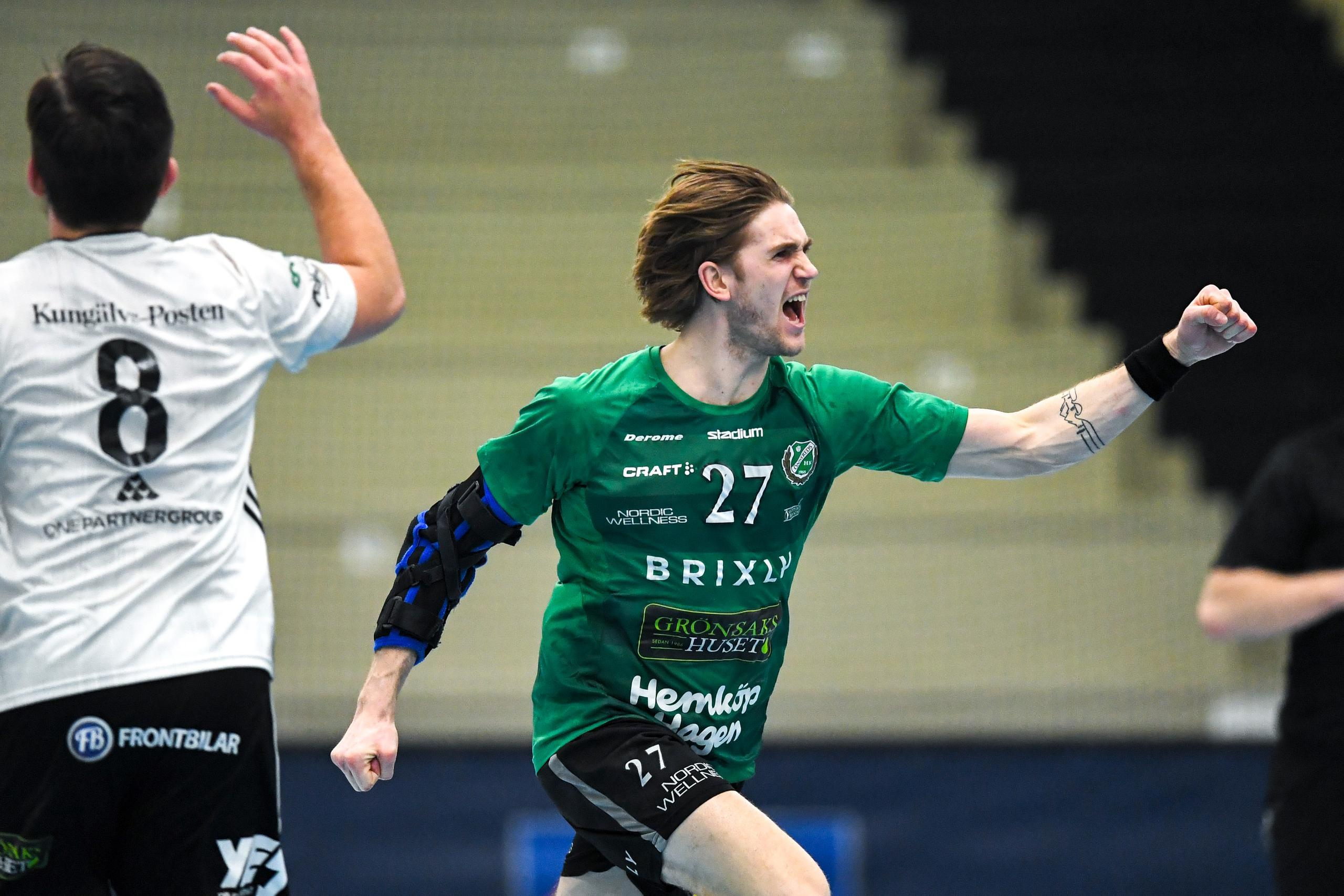 Anton Hallbäck lämnar Önnered för IFK Kristianstad