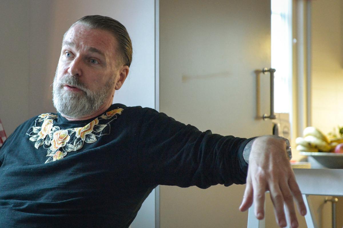 Patrik Sjöberg om varför han hamnade på iva