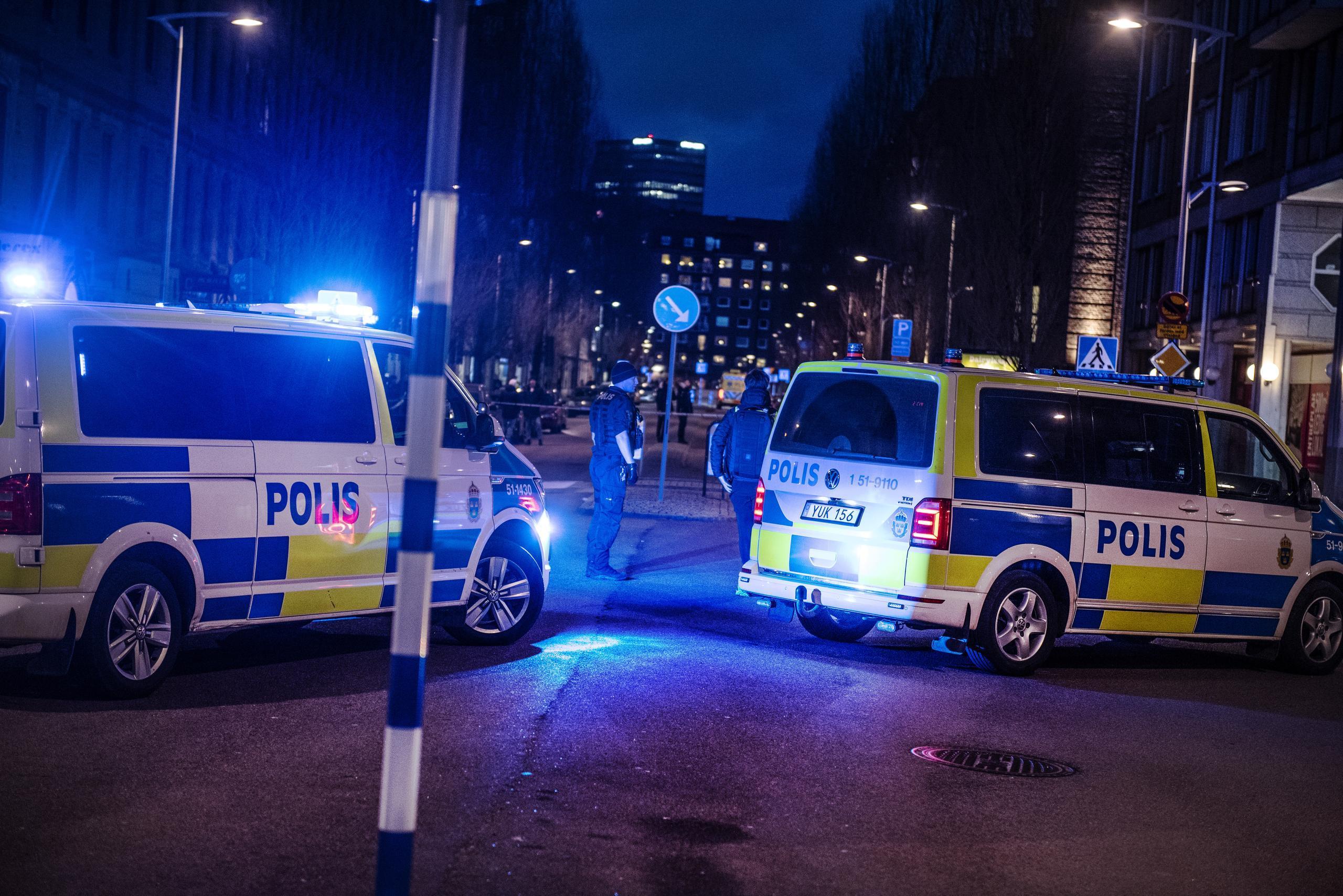 Dömdes till fängelse – nu anhållen för knivmordet på Odinsgatan