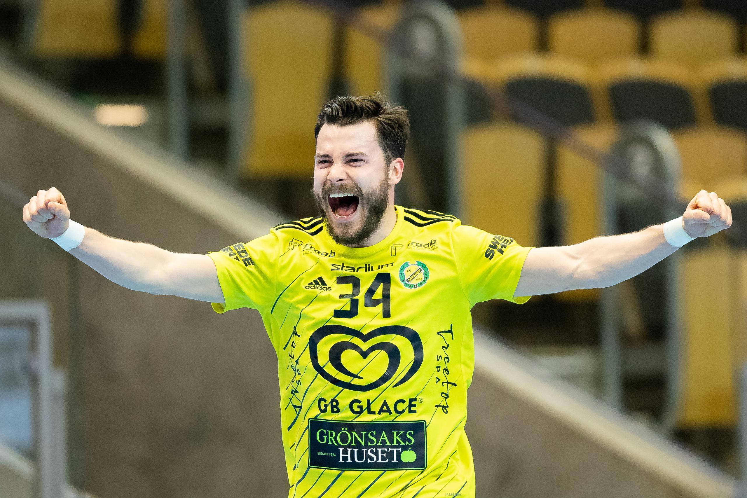 Drömstart på semifinalserien för Sävehof