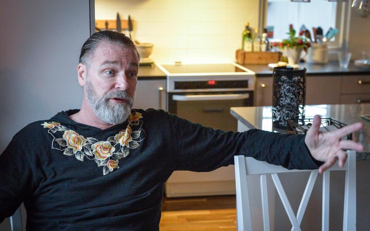 """Patrik Sjöberg om vägen tillbaka: """"Långsamt bygga upp kroppen"""""""