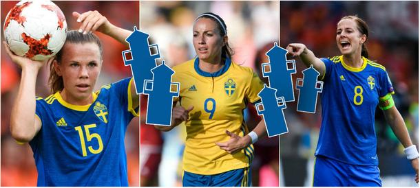 Så bra var de svenska spelarna i EM  8f74eca4d939f