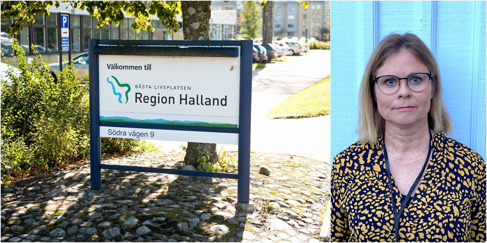 Vaccinturismen ställer till problem för region Halland