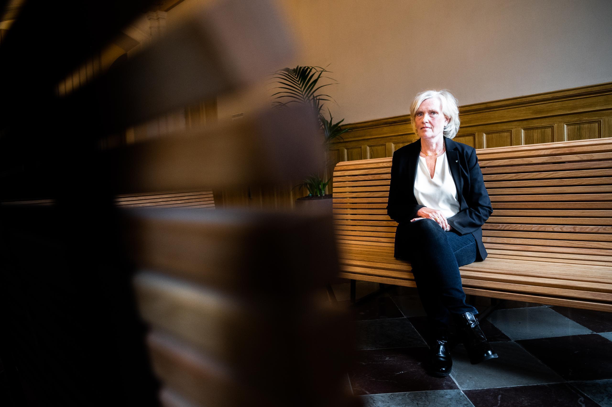 Ann Söderström slutar som hälso- och sjukvårdsdirektör
