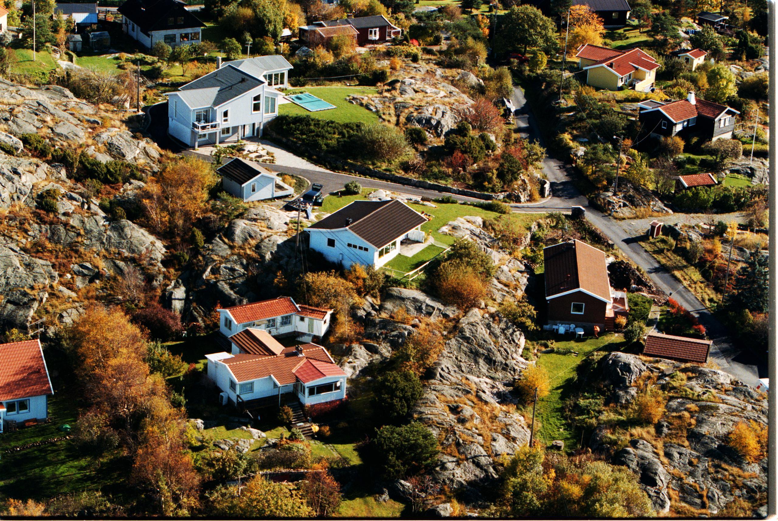 Spikrakt uppåt för bostadspriserna i Göteborg i mars