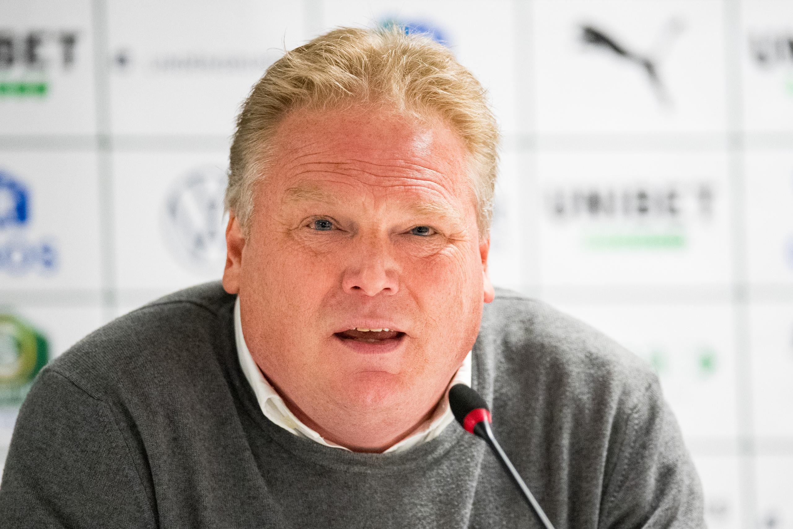 Jörgen Lennartsson med uppmaning till FHM