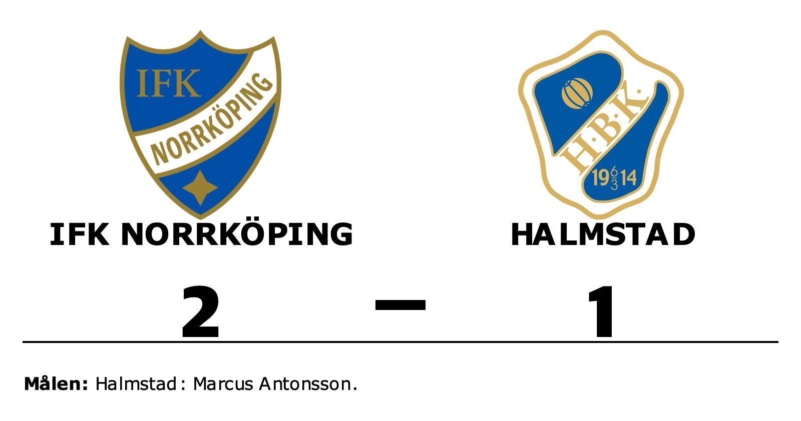 Underläge i halvtid – då fixade Samuel Adegbenro och Isak Bergmann Jóhannesson IFK Norrköpings vändning