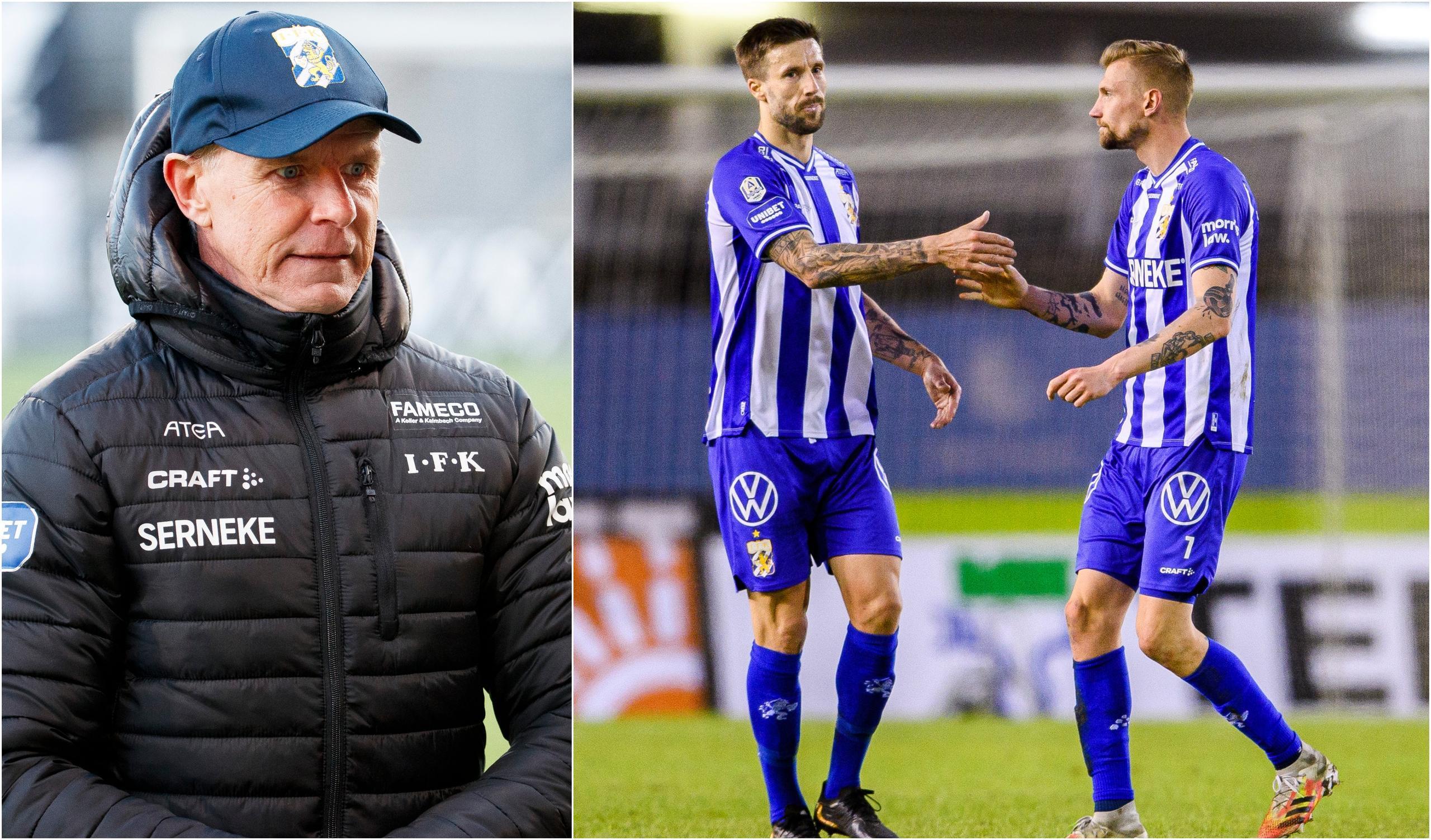 Roland Nilsson om sin filosofi – så ska IFK Göteborg undvika ny missräkning