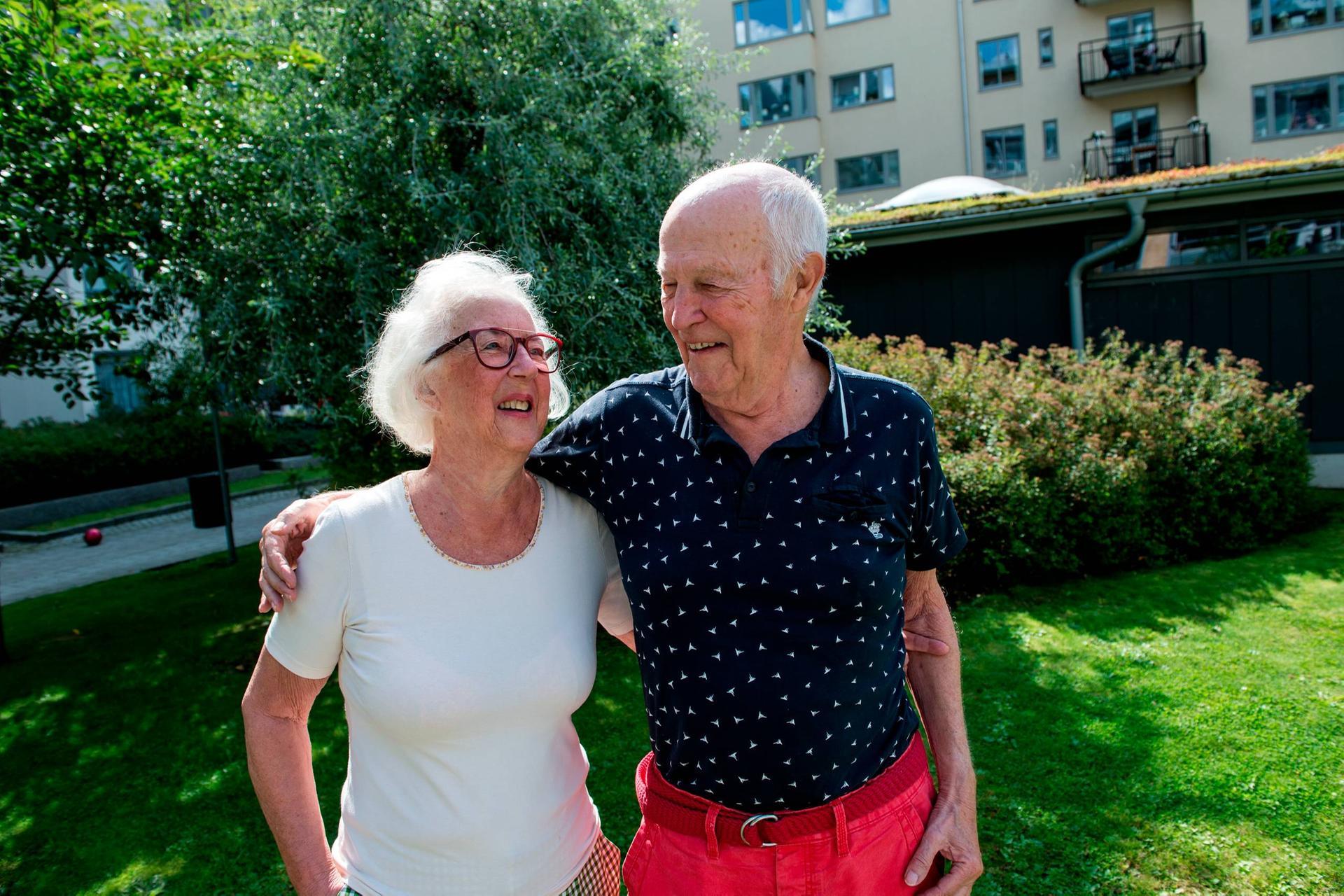 c06d927319448c Gammal kärlek rostar aldrig för paret Nilsson