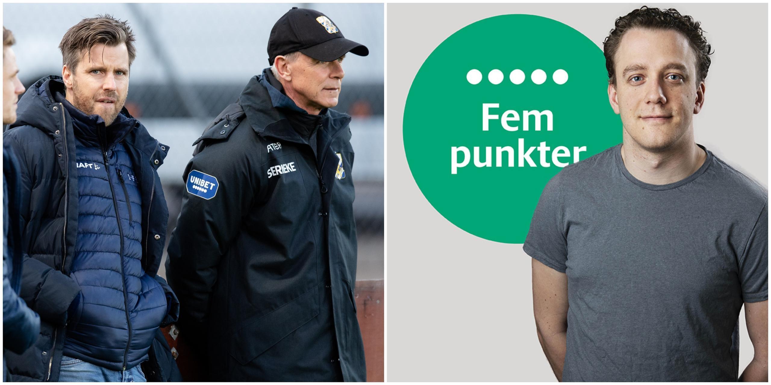 Fem punkter efter mellan IFK Göteborg och Kalmar FF