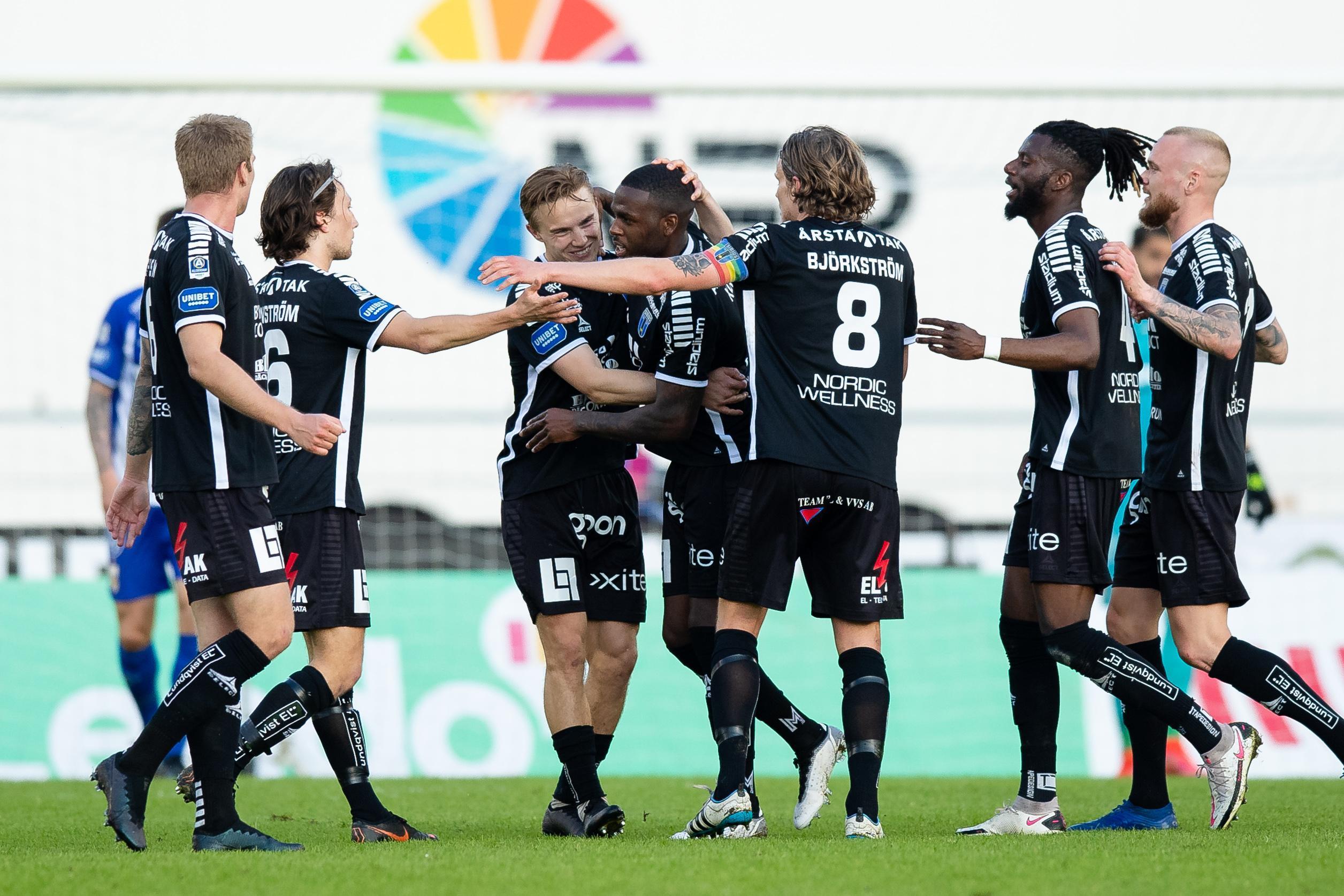 """Christian Kouakou om tiden i IFK Göteborg: """"Tufft på alla plan"""""""
