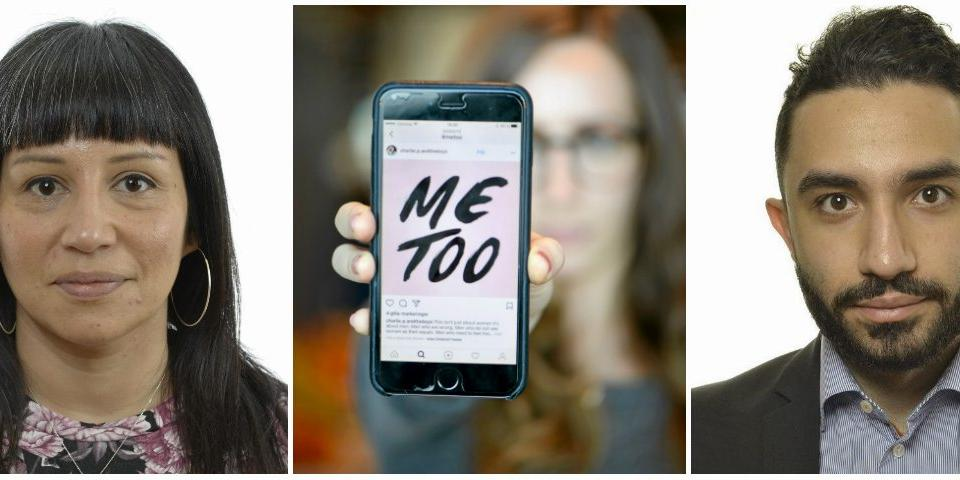 Metoo collage
