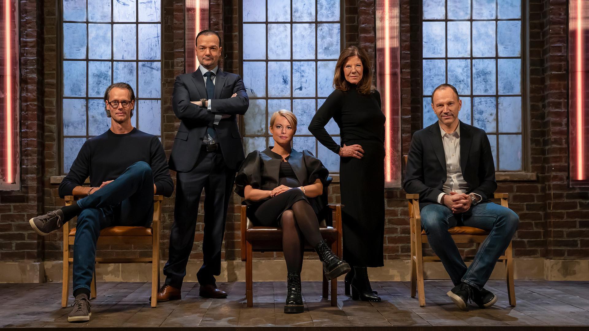 Här är alla drakarna i Draknästet 2021 i SVT