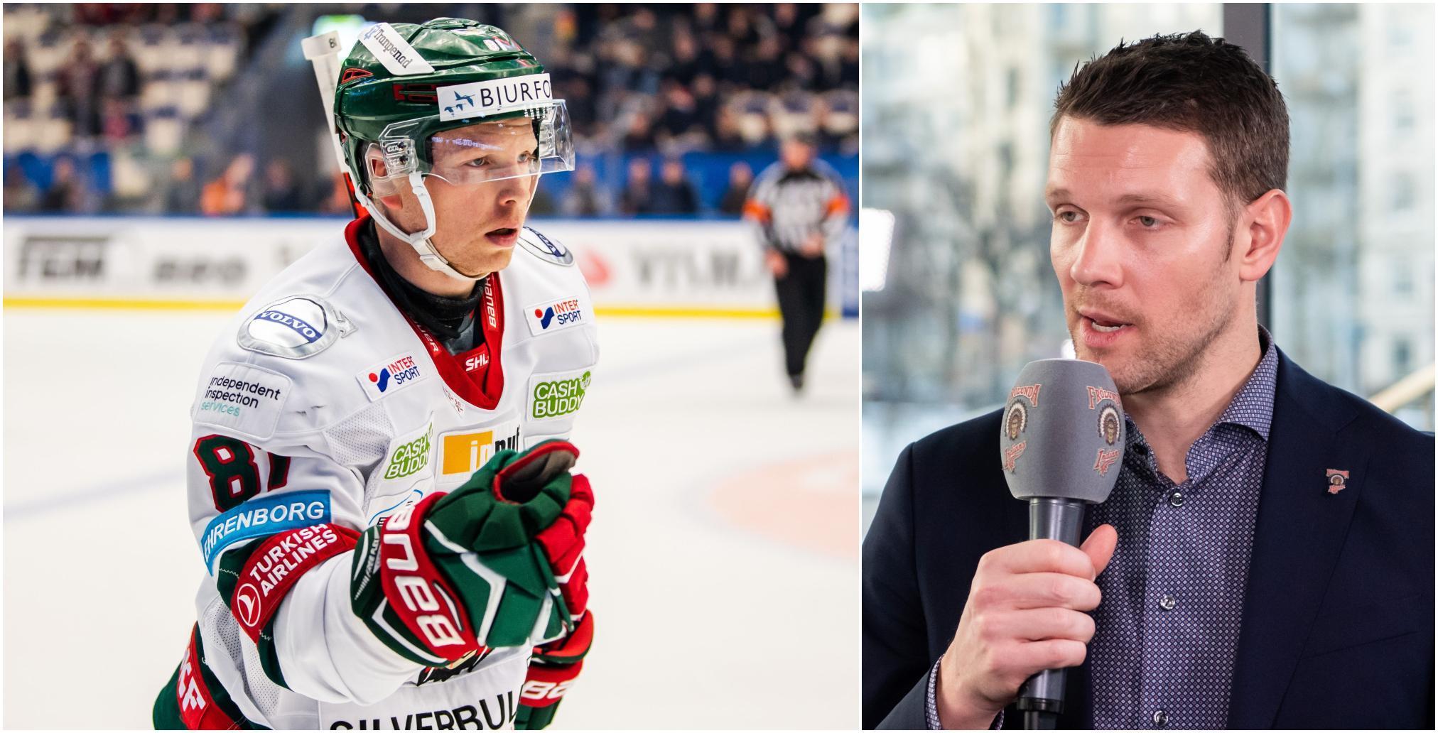 Fredrik Sjöström efter Frölundas stjärnvärvningar